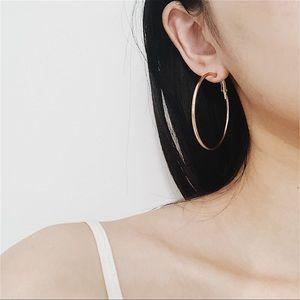 Jewelry - New💜Chic 5cm Gold Hoop Earrings